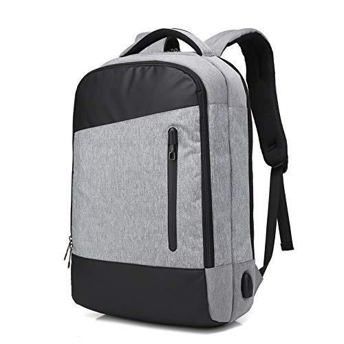 RATBAG Computer doppelte Umhängetasche Taschenmode Färbung Geschäft Computer Tasche männliche und weibliche Rucksack stoßfest Schulter BACKP ACK