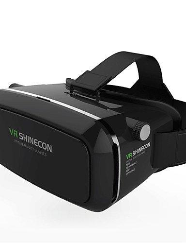 ZCYAn ZCYAn vr shinecon 3d virtual de cabeza gafas de realidad montar google cartón 3d gafas de juego de la película para el smartphone 4.7 ~ 6 -.-