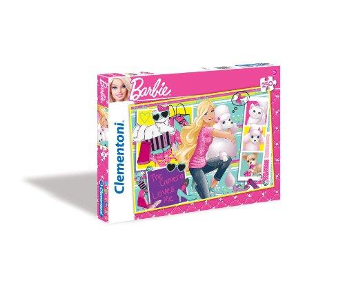 Clementoni - 29692.7 - Puzzle - Barbie - 250 Pièces