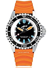 Chris Benz Deep 2000m Automatic Super Bubble CB-2000A-G3-KBO Automatic Mens Watch Diving Watch