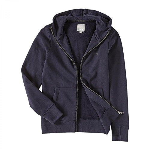 Bench Herren Sweatshirt Core. Sweat Zip Jacket Essentially Navy