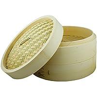 Dexam - Cestello in bambù per cottura