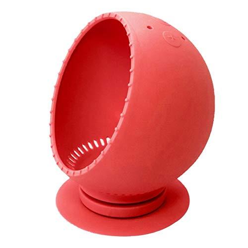 perfecthome Speaker Sound Base, drehbare Halterung Echo Spot Silicone Case