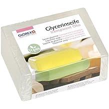 Glorex 6 1600 - Jabón de glicerina ecológico, transparente, ...
