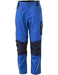 Pantalon de travail spécialisé avec détails fonctionnelsl Pantalon de travail