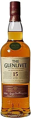 Glenlivet 15 Year Old Scotch Malt Whisky 70 cl