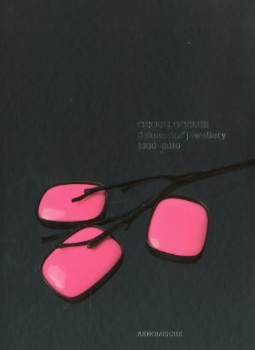 Georg Dobler: Schmuck Jewellery 1980-2010 (English and German Edition) by Holzach, Cornelie, Joppien, Rdiger, Weber, Christianne, Wiew (2010) Hardcover