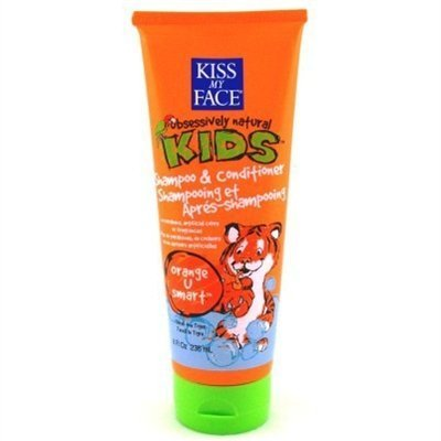 kiss-my-face-orange-u-smart-2-in-1-shampoo-plus-conditioner-8-ounce-6-per-case-by-kiss-my-face