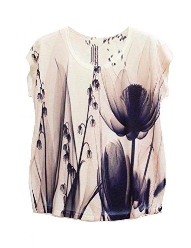 Ma Coquette - Camiseta - para mujer blanco Talla única