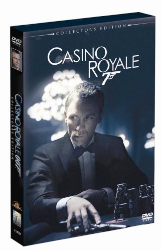 James Bond 007 - Casino Royale (im Digipack & Slipcase) [Deluxe Collector\'s Edition] [3 DVDs]