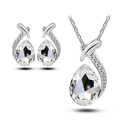 Femmes Accessoires Bijoux - Souarts Bijoux Parures Femme 1 Set Collier