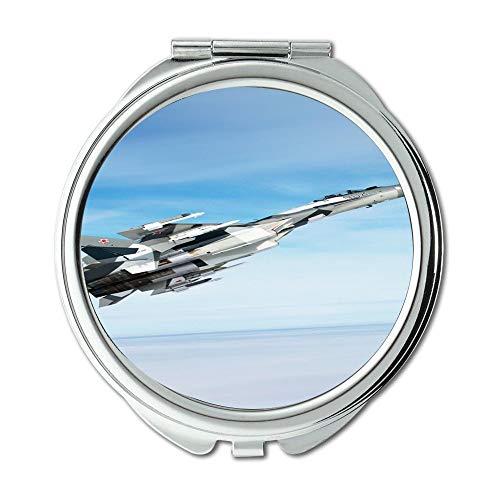 Yanteng Kampfjets, Spiegel, Schminkspiegel, Drachenball Kämpfer Z, Taschenspiegel, tragbarer Spiegel