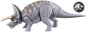 Jurassic World- Figuras de Dinosaurios y Criaturas prehistóricas de Juguete para niños, Multicolor (Mattel GFG78)