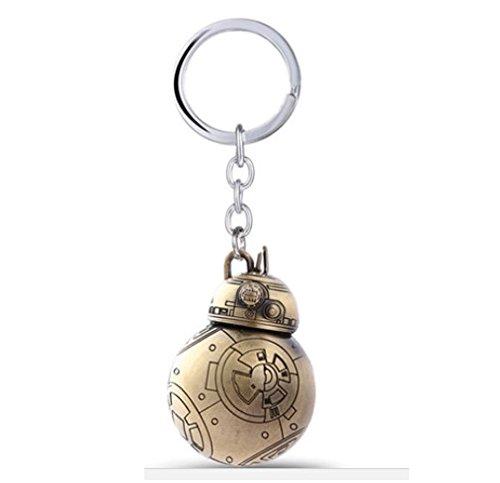 Preisvergleich Produktbild STAR WARS BB8 Schlüsselanhänger BB-dass die Macht ist mit dir