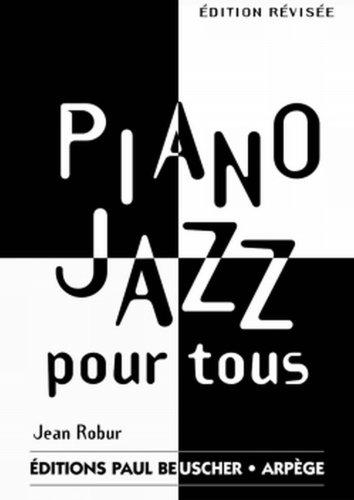 Partition : Piano jazz pour tous