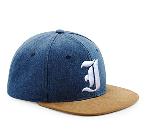 Mütze Wildleder Spitze Cap Gothic 3D A-Z Flexfit Baseball Kappe Damen Herren HUT (J) ()