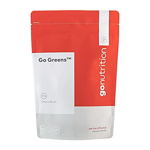 GoNutrition Greens-Pulver Supernahrungsmittel - 250g