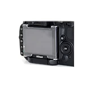MaximalPower Snap-On LCD Optical Glass Screen Protector for Nikon D5000 Camera