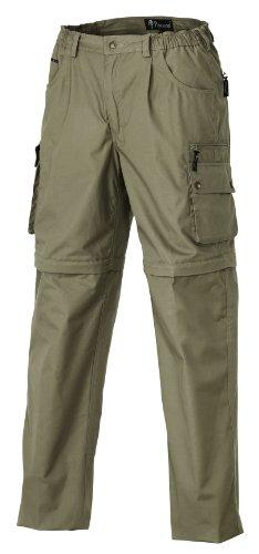 Pinewood Pantaloni da tempo libero Sahara Zip-Off Kaki chiaro