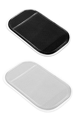 Teppich Antirutschmatte für Iphone, Mobiltelefon Gegenstände Tel.: MP3-Player, GPS-Büro, Spiegel Etc...