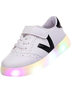 Kleinkind Kinder Skate Schuhe Kinder Baby Schuhe Led Leuchten Leucht Turnschuhe Led Taschenlampe Für Jungen Und...