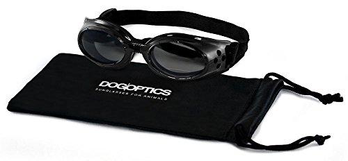 """Artikelbild: Sonnenbrille """"Ibiza"""" von Dogoptics, Schwarz Gestelle, Schwarz Linse, Größe S, 05"""