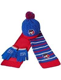 Conjunto bufanda gorro guantes polar Mickey Disney