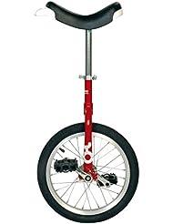 """Quax OnlyOne® Monociclo """"Outdoor"""" (18'', 28 Speichen, Rot)"""