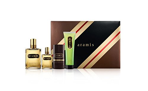 Aramis Herrendüfte Aramis Classic Blockbuster Set Eau de Toilette Spray 110 ml + Eau de Toilette Spray 30 ml + 24 Hours Deodorant Stick 75 ml + Duschg