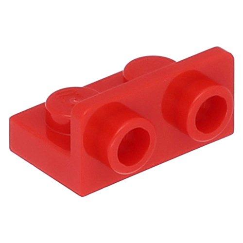 LEGO 10 x Winkel 1 x 2 - 1 x 2 Invers Rot