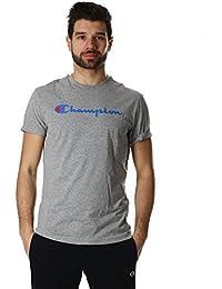 Champion 209492, T-shirt pour homme L Nuances de gris