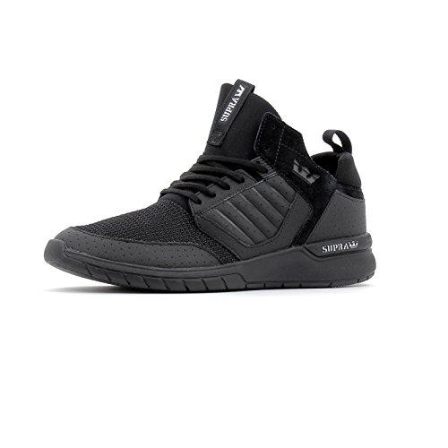 K-Swiss Herren Method Sneaker Black (Black Black)