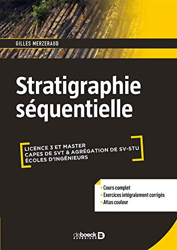Stratigraphie séquentielle : Principes et applications par Gilles Merzeraud