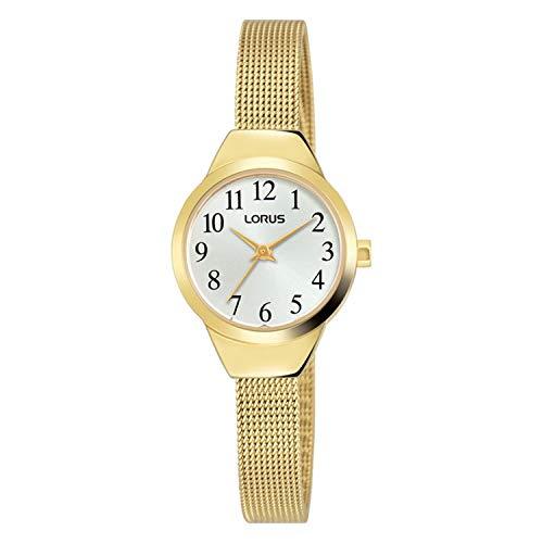 Lorus Reloj Mujer Acero Dorado rg2229X 9