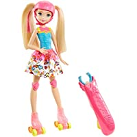 Barbie - DTW17 - Barbie Rollers Lumineux