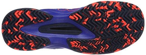 Wilson Kaos Comp W Amparo Blu/Surf the W/Fier, Chaussures de Tennis Femme Bleu (Amparo Blue)
