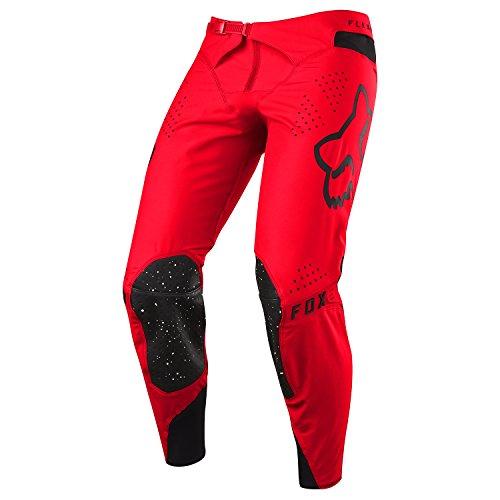 Fox-Cross-Hose-Flexair-Moth-RotSchwarz-Limited-Edition-New-Jersey-Red-Moth