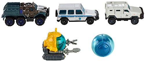 Mattel Match Box fmx40 Jurassic World Die-Cast 5 Units Assortment
