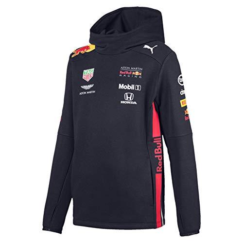 Puma Red Bull Racing Jungen Team Hoodie Night Sky 164 (Pullover Von Red Bull Racing)