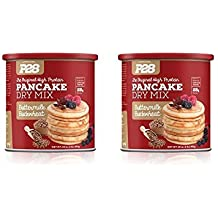 P28 Foods High Protein Pancake Dry Mix Buttermilk Buckwheat -- ( 16 oz) by P28 Foods