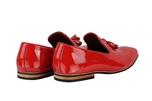 Xposed , Mocassins (loafers) homme Rouge/motifs