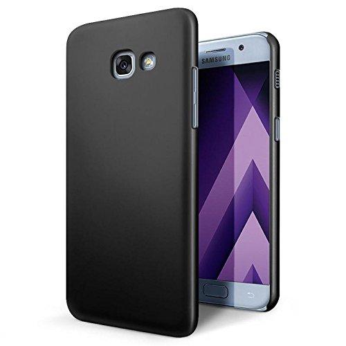 Samsung Galaxy A7 2017 (Black Sky, 3GB/32GB)/Samsung Galaxy A7 2017 (Gold Sand, 3GB/32GB) Roxel Exclusive 3D Hard Back Case Cover For Samsung Galaxy A7 2017 (Black Sky, 3GB/32GB)/Samsung Galaxy A7 2017 (Gold Sand, 3GB/32GB) - Black