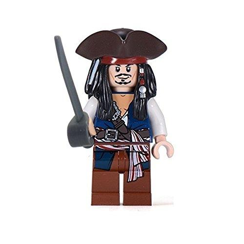 LEGO Piratas des Caribe - Jack Sparrow tricornio edición