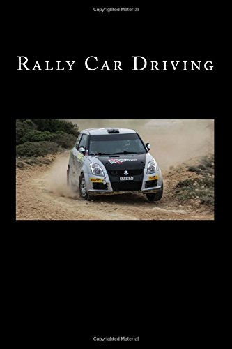 Rally Car Driving por Wild Pages Press