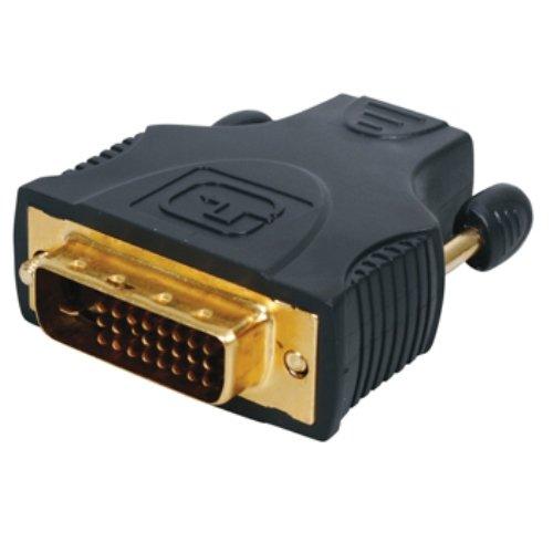 HQ Adapter (HDMI-Kupplung auf DVI Stecker)