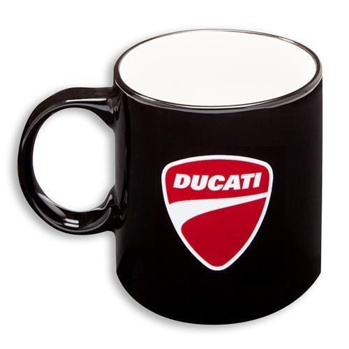 Ducati Company Tasse schwarz