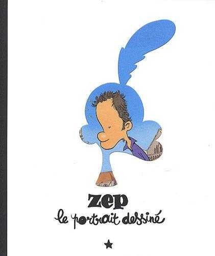 Zep le portrait dessiné