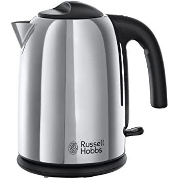russell hobbs hampshire kettle 20410 1 7 l polished. Black Bedroom Furniture Sets. Home Design Ideas
