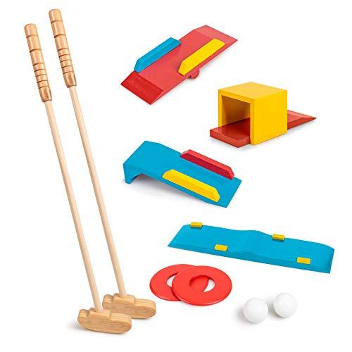Tobar- Jeux de Golf avec Accessoires, 27896