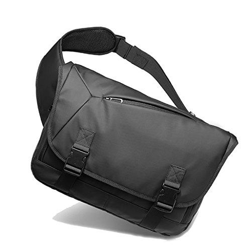 ZCJB Poitrine Sac Haute Capacité Loisirs Sacs À Bandoulière Messenger Bag Affaires Ordinateur Paquet Serviette Mâle Sac À Dos